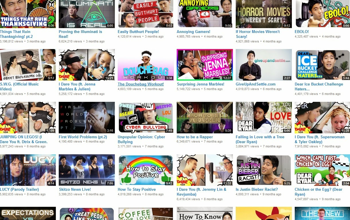 You me and youtube lets start off with ryan higa lets start off with ryan higa m4hsunfo