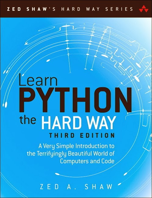 Lear Python the Hard Way