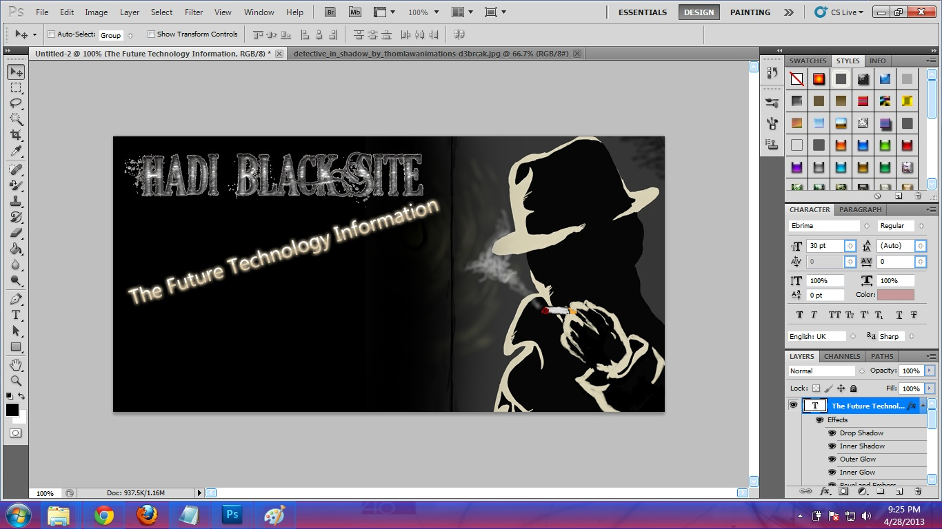 Cara Aktivasi / crack Adobe Photoshop CS5 64bit dan 32bit