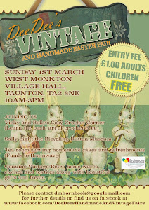 DeeDees Vintage and Handmade Easter Fair