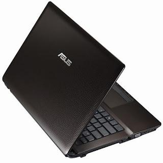 Notebook Asus A43E Drivers para Windows 8
