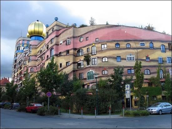 Forest-Spiral-Darmstadt-German