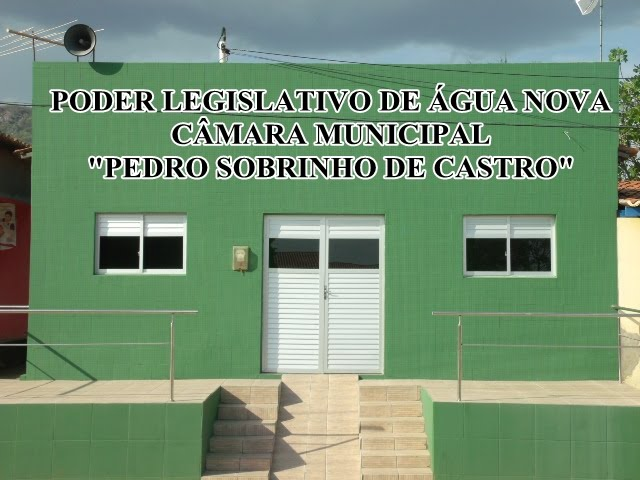 CMARA MUNICIPAL DE VEREADORES