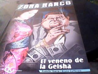El Veneno de la Geisha