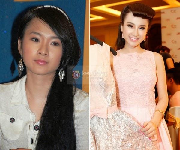 Loạt kiều nữ Việt đẹp lên nhờ làn da trắng bóc