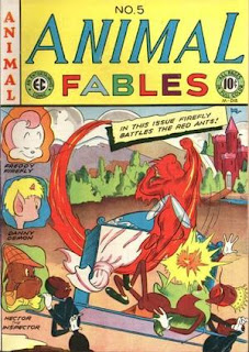 Animal Fables 5 cover