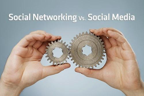 media sosial dan jejaring sosial