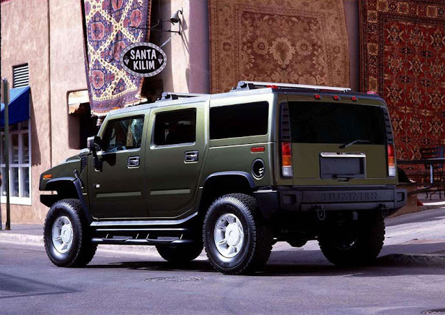 ハマーH2 | Hummer H2 (2003-2009)