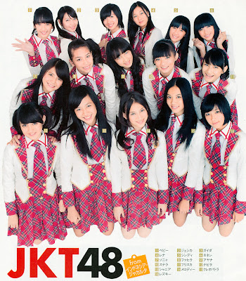 Biodata 10 Personil JKT48 Tercantik | Profil Member JKT48