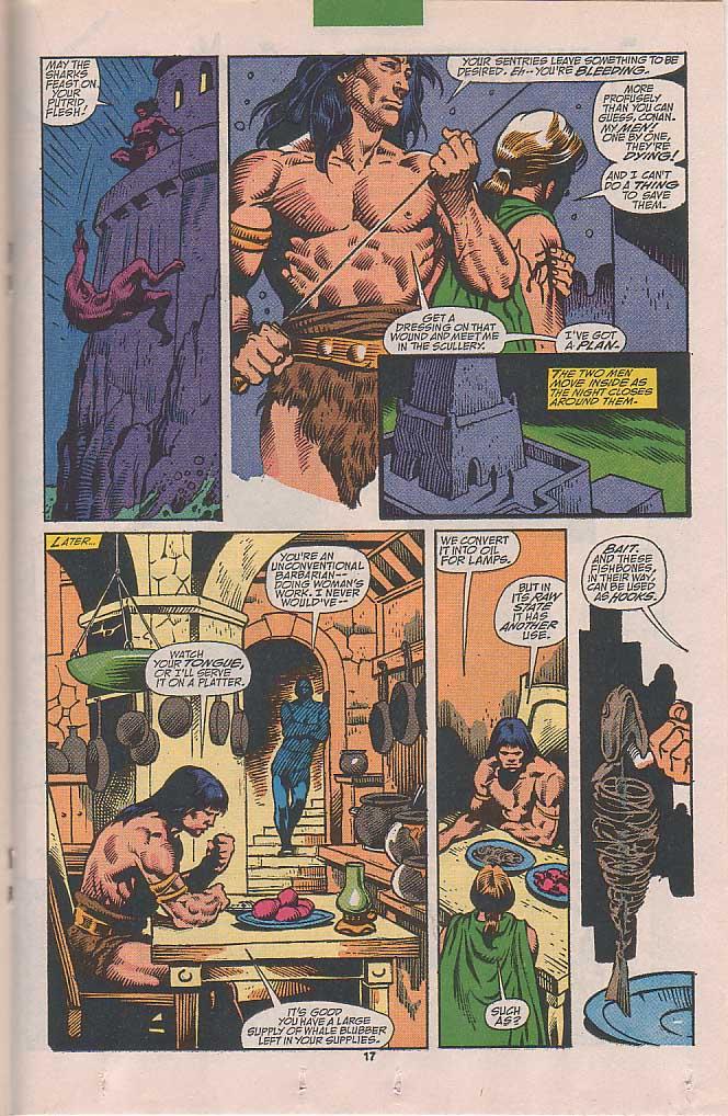 Conan the Barbarian (1970) Issue #251 #263 - English 14