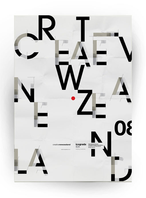 Iiiinspired Graphic Design Typography Merge