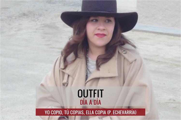 Paula Echevarría, yo también copio (Outfit)