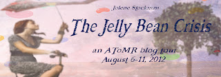 {Review+G!veaway} The Jelly Bean Crisis by Jolene Stockman