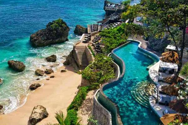 hotel mewah di Indonesia Ayana Resort