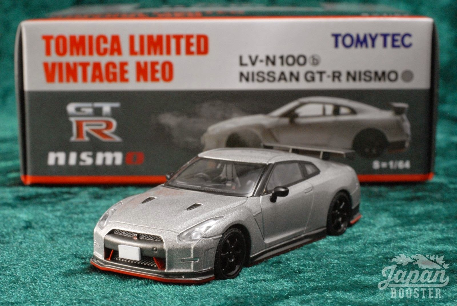 TLV Nissan GT-R Nismos are here!