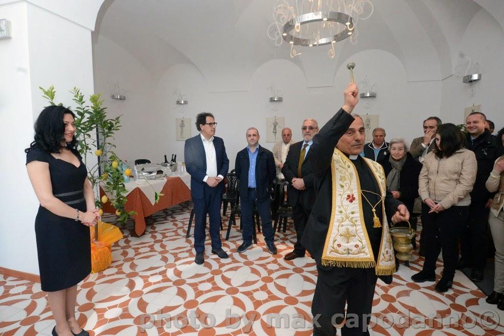 Positano MY LIFE: POSITANO: inaugurazione nuova sede Azienda ...
