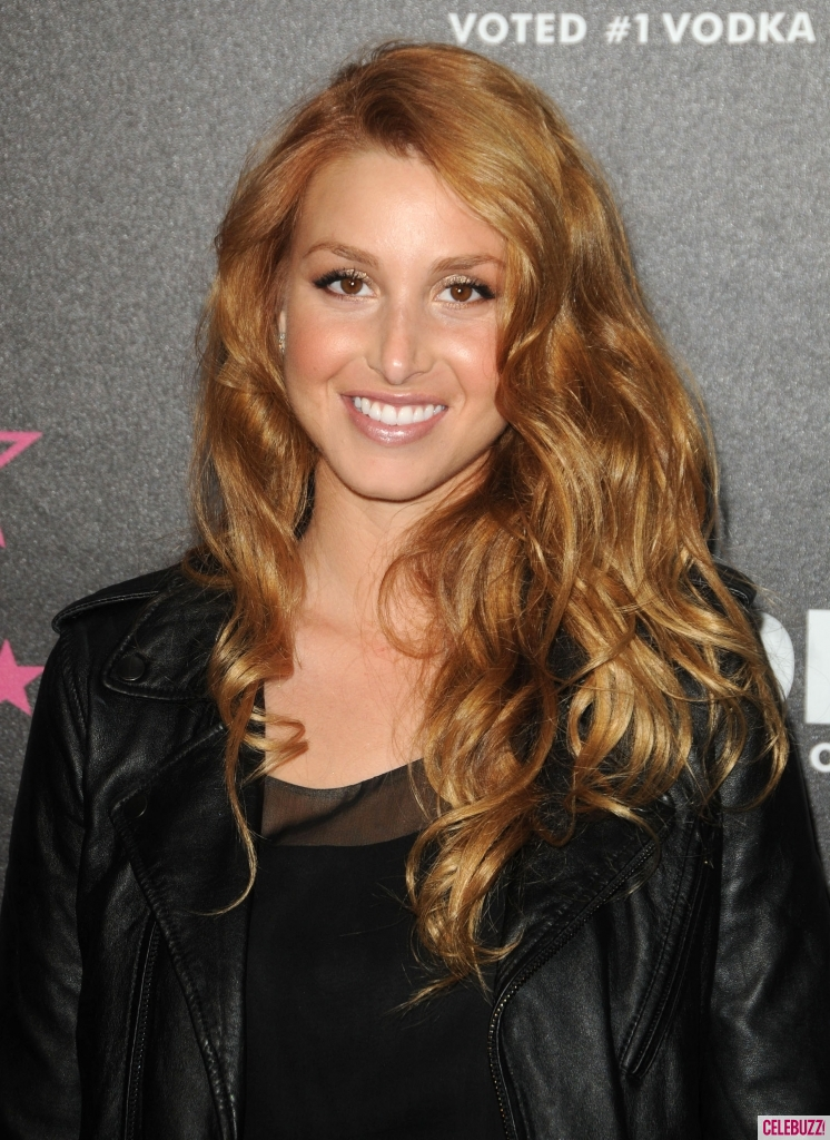 Worhpacitol Whitney Port Hair Colour 2011