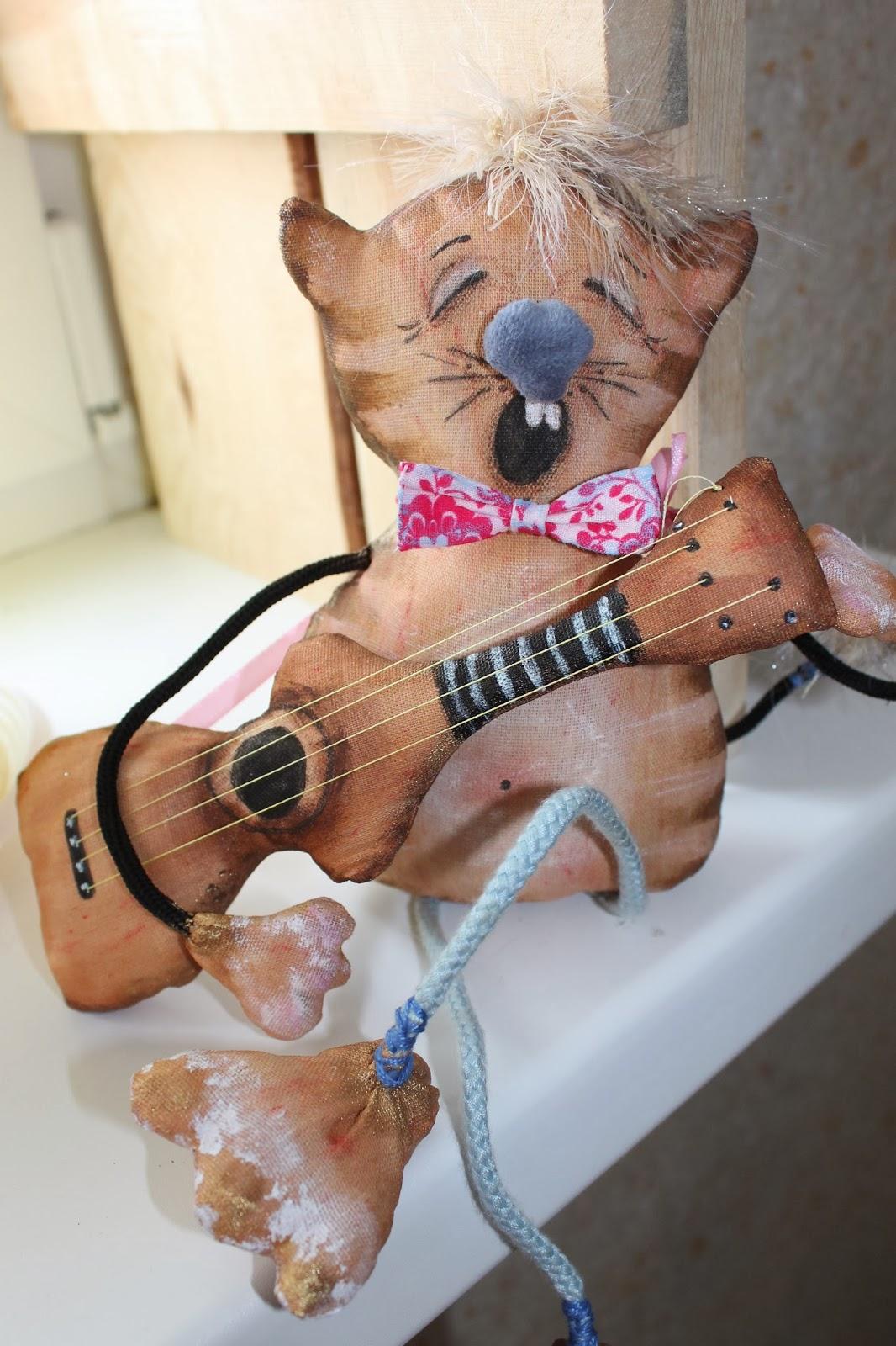 Чердачный мартовский кот
