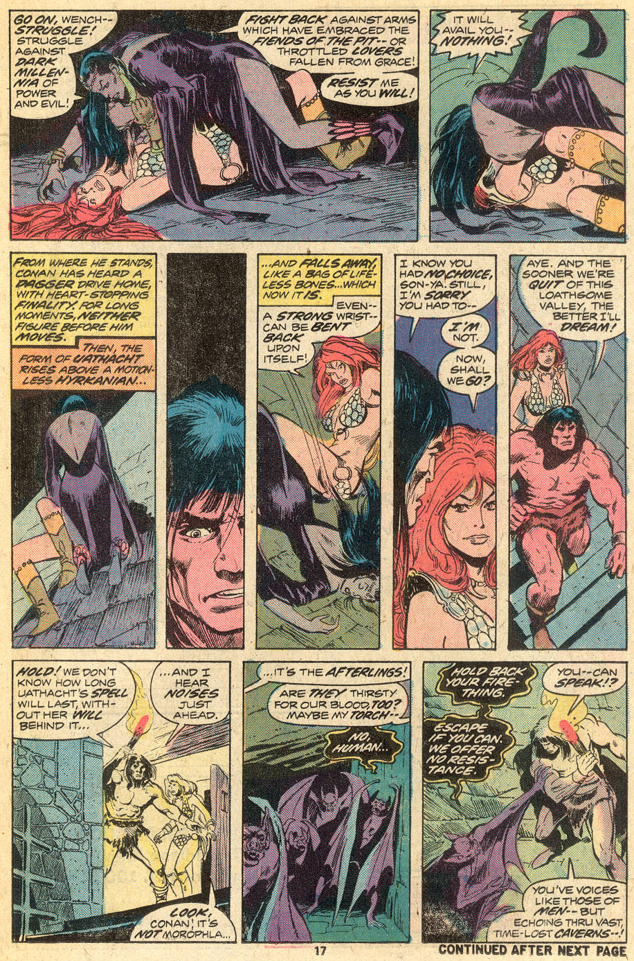 Conan the Barbarian (1970) Issue #44 #56 - English 12