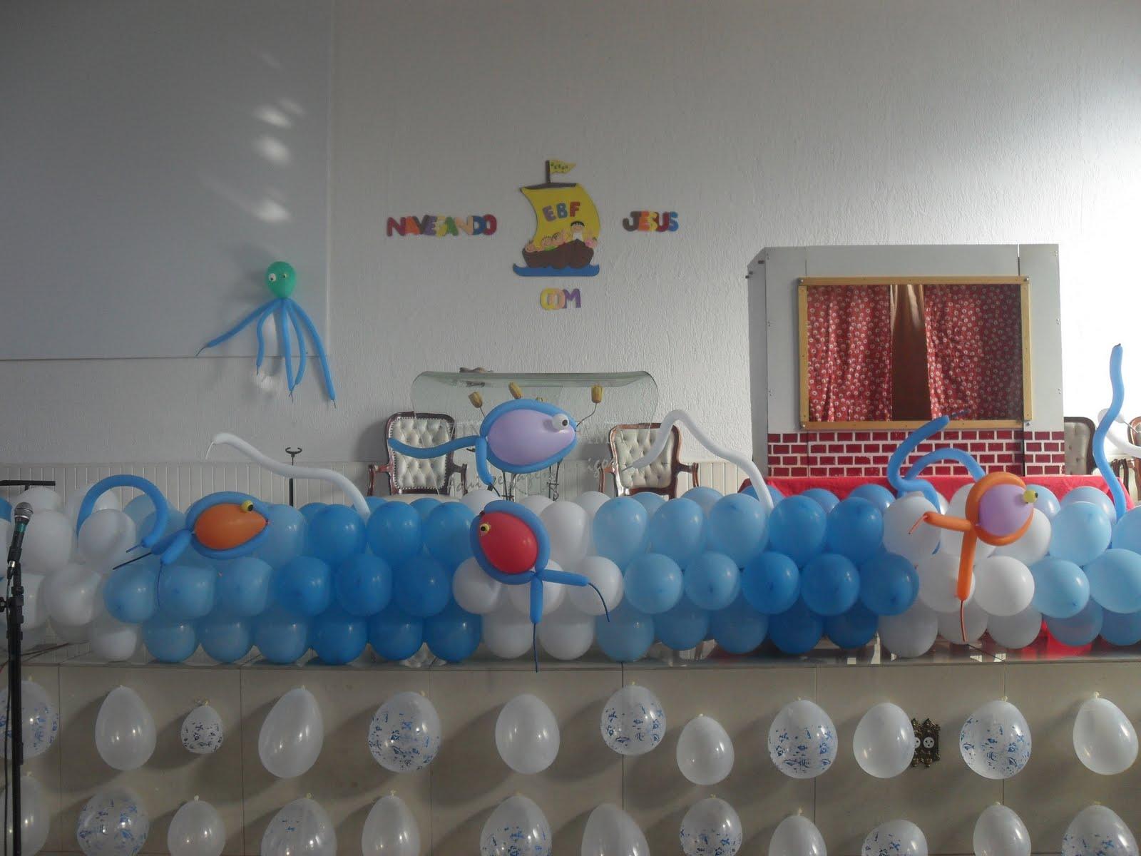 decoracao de sala infantil escola dominical : decoracao de sala infantil escola dominical:Departamento Infantil: Decoração da EBF (Escola Bíblica de Férias