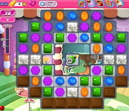 Candy Crush Saga 770