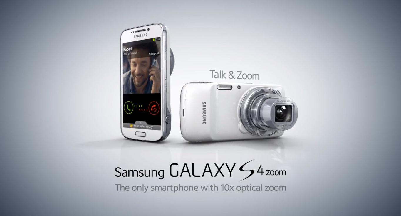 Samsung Galaxy S4 Zoom Lte Edition Officially Launched In Europe K 8gb White 8