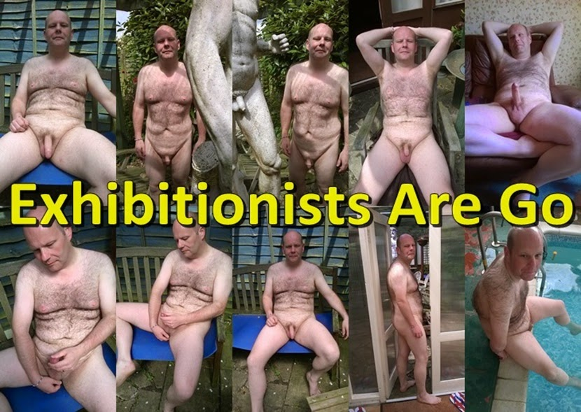 Exhibitionists Are Go