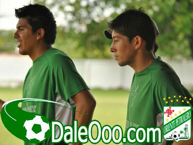 Oriente Petrolero - Pedro Azogue - Luis Méndez - DaleOoo.com web del Club Oriente Petrolero