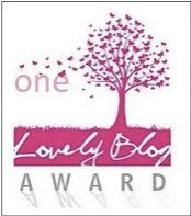 Lovely Blog Award.