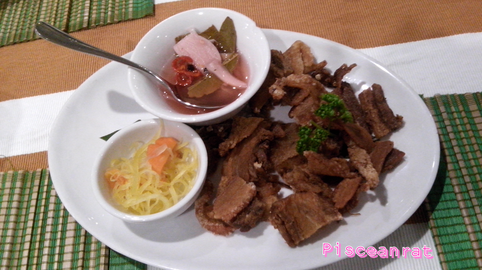 Chicharon Liempo