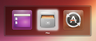 Ubuntu Raring new icons