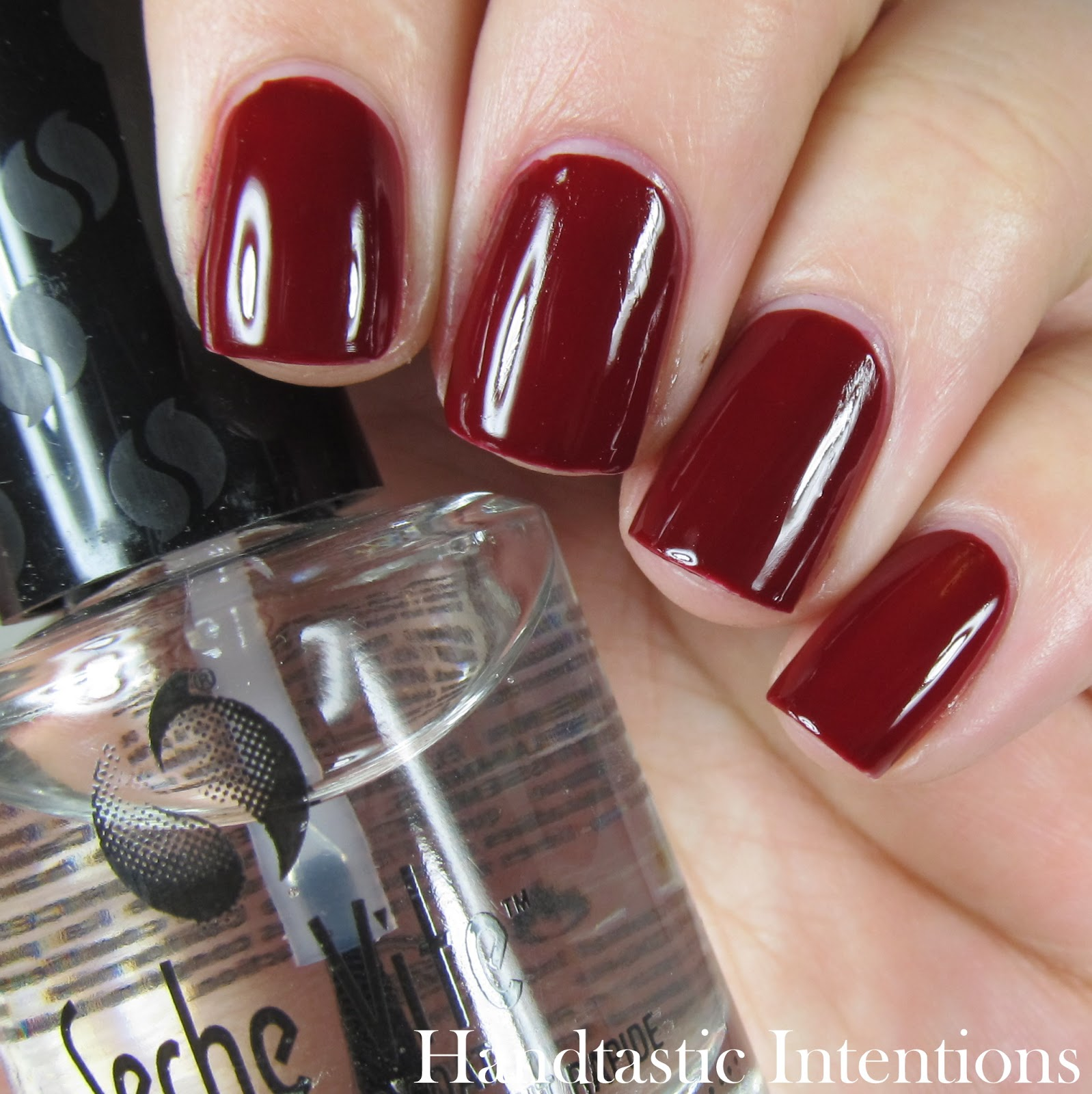 Seche-Rouge-Seche-Vite-Review