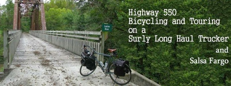 Highway550 - Surly Long Haul Trucker