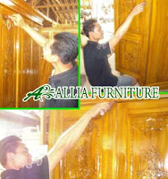 Proses Akhir Finishing Furniture Politur Melamine