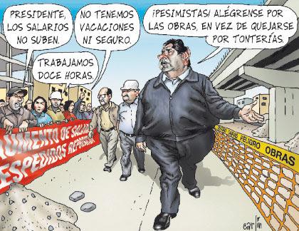 García Nunca Más!!!