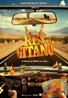Cartel teaser Rey Gitano
