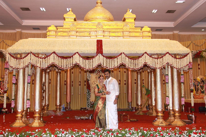High Quality Sneha And Prasanna Marriage Stills
