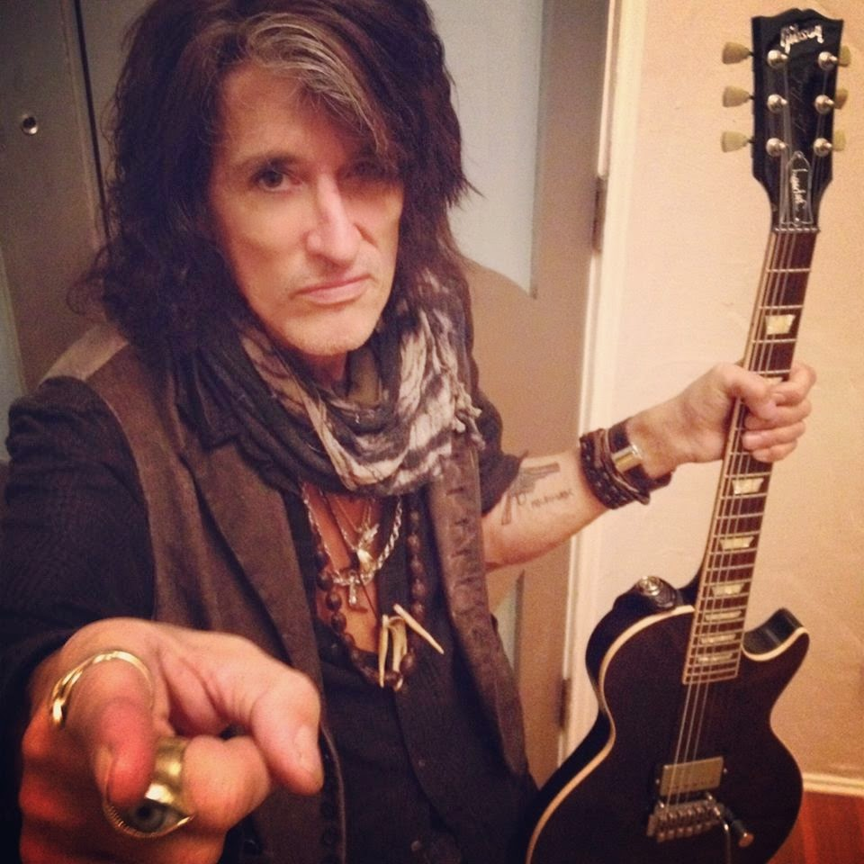 Aerosmith guitarist Joe Perry has posted a video message updating fans ...