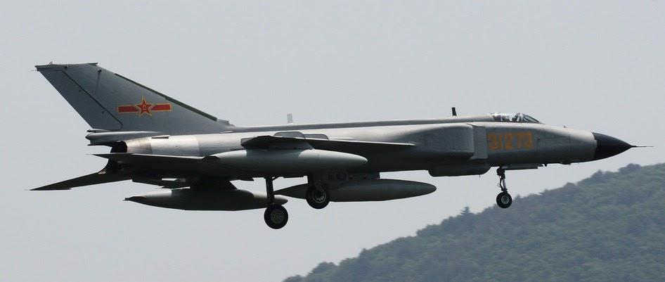 People S Liberation Army Air Force F 8ii J 8ii Finback
