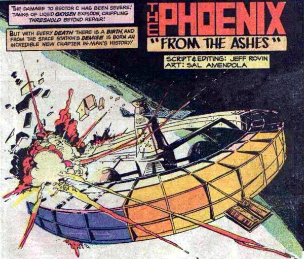 Atlas Comics, Phoenix #1