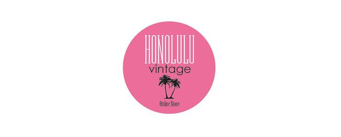 Honolulu Vintage