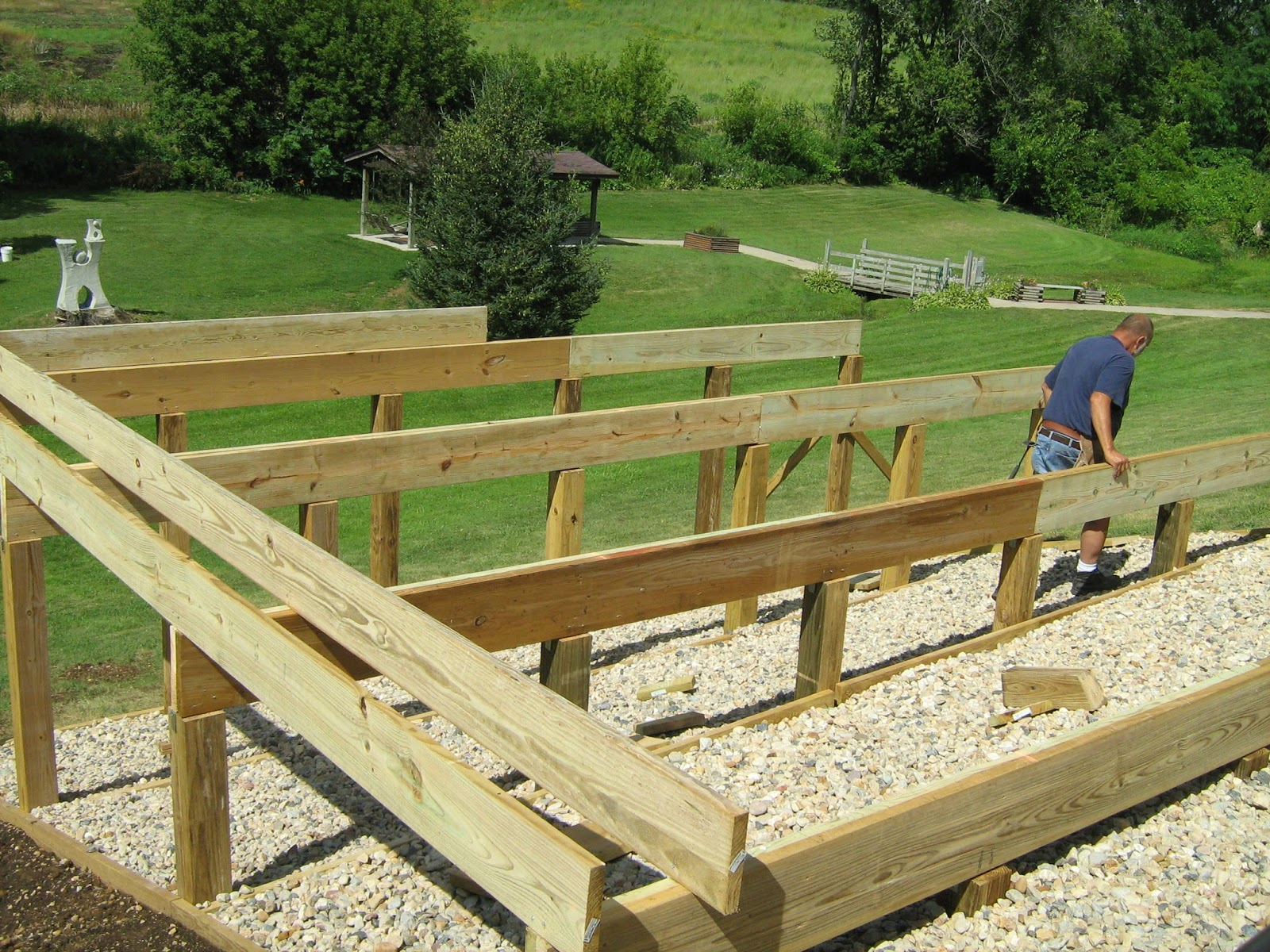 Bridges to the future july 2013 for Notching a floor joist
