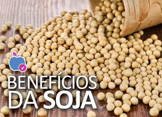 Os 7 Benefícios da Soja
