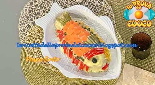 Pesce Finto Ricetta Anna Moroni Da La Prova Del Cuoco