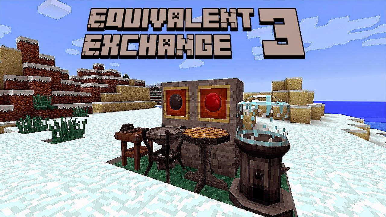 Equivalent Exchange 3 1.7.10