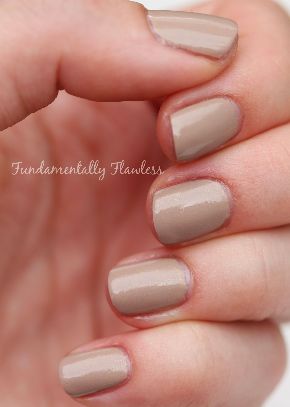 Models Own Diamond Luxe Trillion Taupe swatch