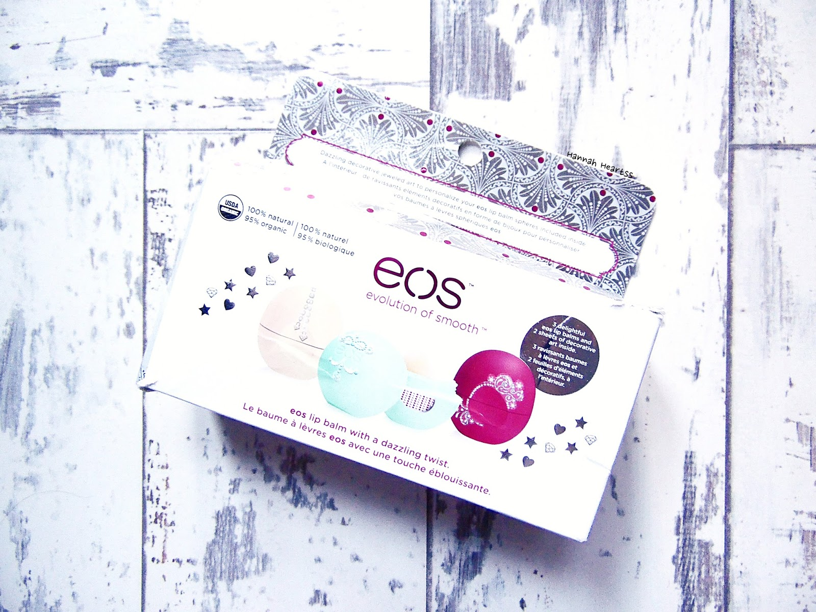 EOS Limited Edition Holiday 2015 Collection