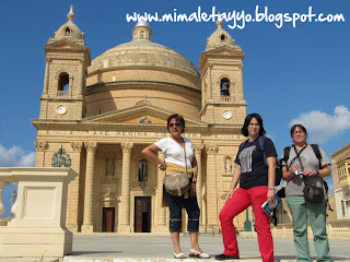 Iglesia Santa María de la Asunción en Mgarr, Malta