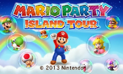 super mario island tour 3ds