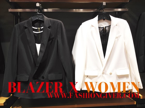 Blazer femenino - Blazer for women